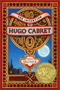 The Invention o Hugo Cabret cover
